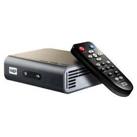 Western Digital WD TV Live Hard Disk