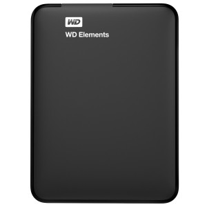 WD Elements Portable 2TB USB 3.0