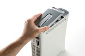 Come collegare l'hard disk esterno all'xbox 360