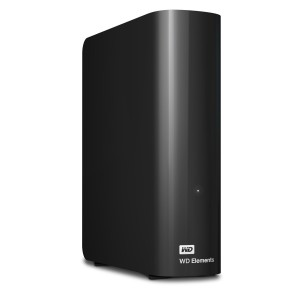 WD Elements Desktop USB 3.0 3TB